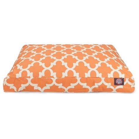 pet beds target majestic pet trellis rectangle dog bed target
