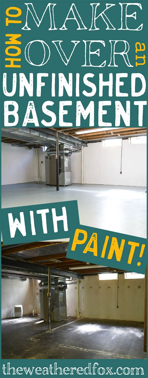 unfinished basement unfinished basement ideas that sold our house the