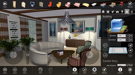 2d home design software free download for windows 7 live interior 3d pro a great interior designing app for