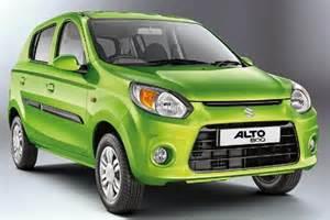 alto new model car 2016 maruti alto 800 new model in 10 points price