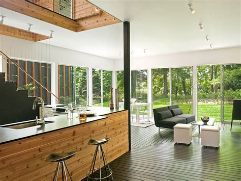 apartment interior small modern glass house plans small modern getaway home in the forest nimvo interior