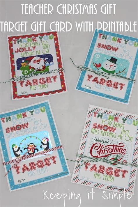 Free Target Gift Card - 15 diy gift card holders rae gun ramblings