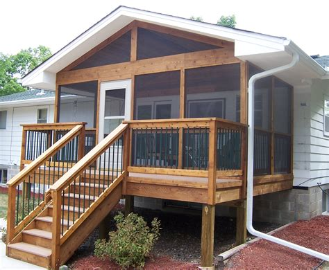 porch deck dects and porches johnstown altoona indiana somerset ebensburg pa
