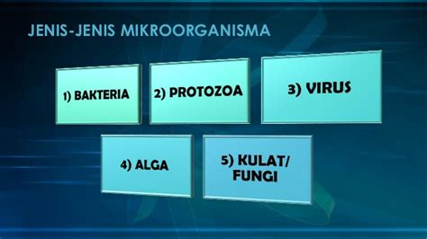sains   unit  mikroorganisma