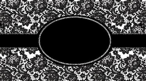 label design background free dark ribbon label with lace background psd titanui