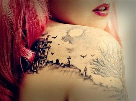 gothic tattoos design idea 2017 collections