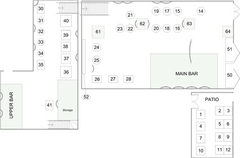sports bar floor plans sports bar floor plan high end murray hill sports bar with