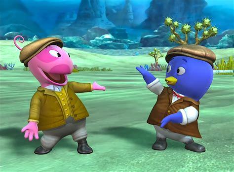 Backyardigans A Pirate Says Arrr Someday The Backyardigans Wiki Fandom Powered By Wikia