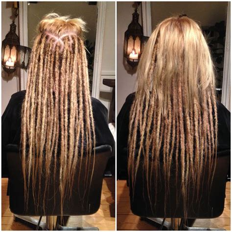 dreadlocks and weave combined together for a bang hairstyle 17 best images about hair makeup beauty on pinterest