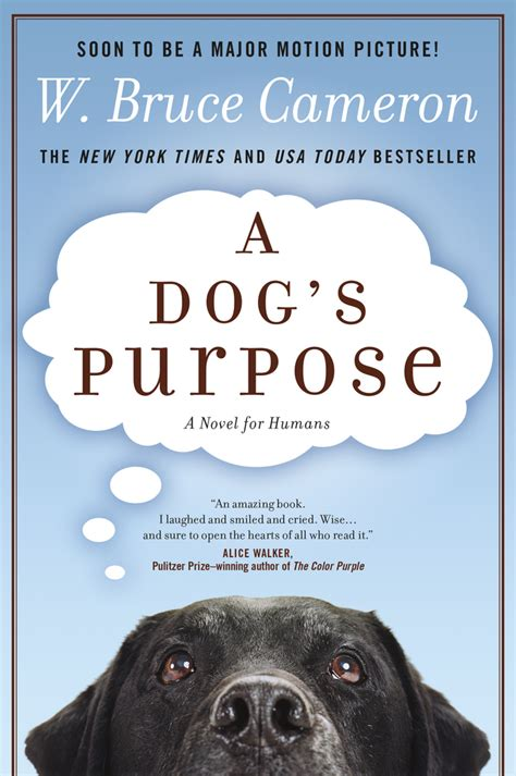 the dogs purpose a s purpose w bruce cameron macmillan