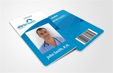 pvc card template pvc id card template 7 best professional templates