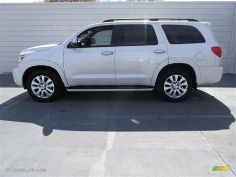 Toyota Paint Warranty Information 2013 Toyota Sequoia Platinum 4wd Exterior Photos