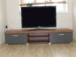samba tv cabinet plum graphite