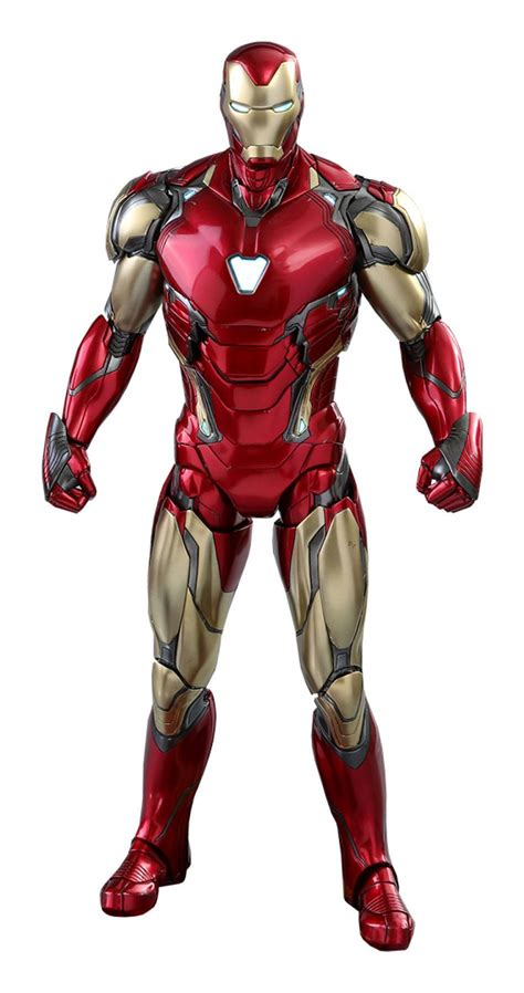 hot toys avengers endgame iron man mark lxxxv diecast