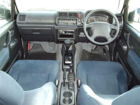 2002 suzuki jimny sierra photos 1 3 gasoline automatic for sale