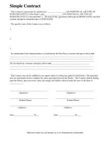 Basic Service Agreement Template by Best Photos Of Simple Employment Agreement Template