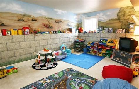 Basement Ideas For Kids Area