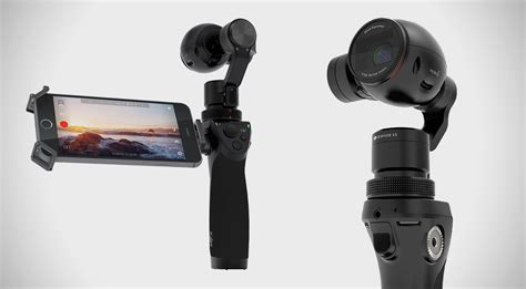 Dji Osmo Kamera dji osmo handheld stablized look and review