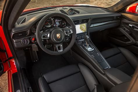 porsche 911 interior 2017 2017 porsche 911 reviews and rating motor trend