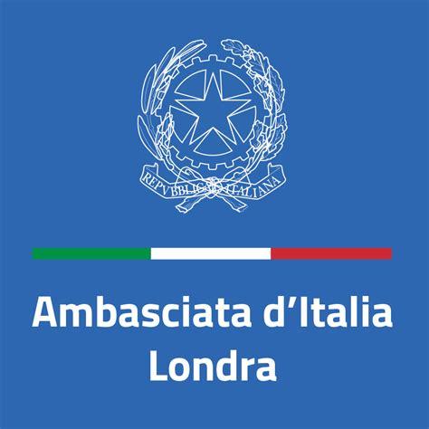 consolato italia londra ambasciata d italia londra
