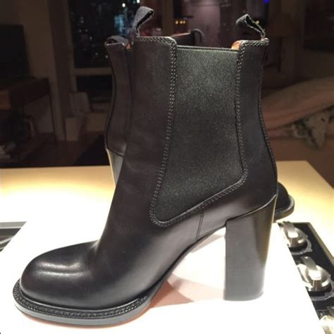high heel chelsea boot 67 boots high heel chelsea boots
