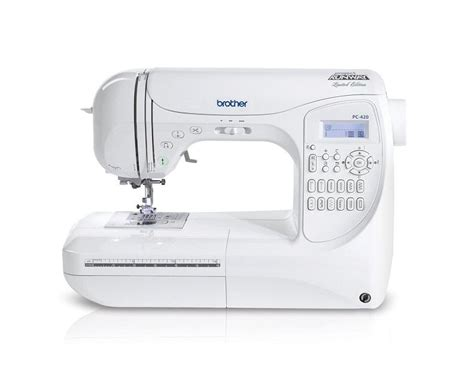 Brother PC420PRW Limited Edition Sewing Machine