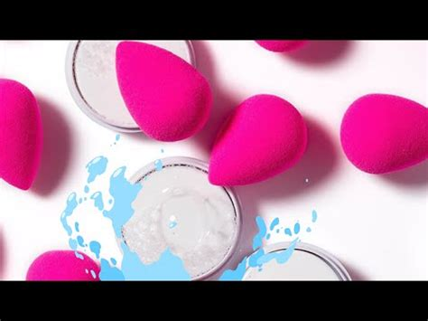 beauty blender tutorial youtube easiest way to clean your beauty blender nikkietutorials