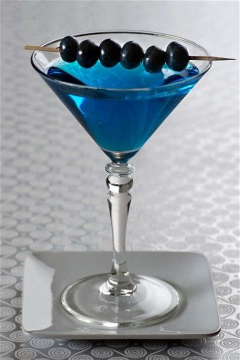Blueberry Martini Recipe Yum Martini Bar