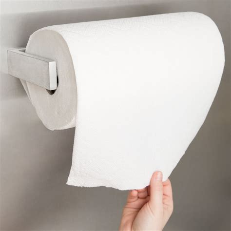 How To Make Paper Towel - bobrick b 253 paper towel roll dispenser for 6 quot diameter