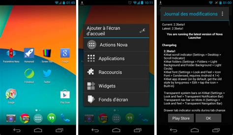 launcher3 android launcher beta croque un kitkat