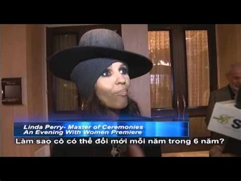 linda perry interview youtube quot an evening with women quot interview with michelle rodriguez