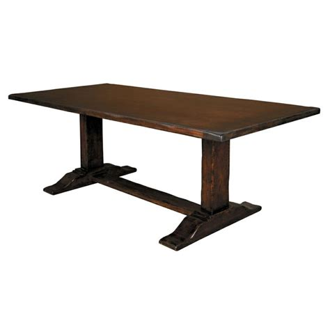 Trestle Dining Table With Bench Small Dining Tables Trestle Dining Table Great Choice To Boost A Classic Dining Room