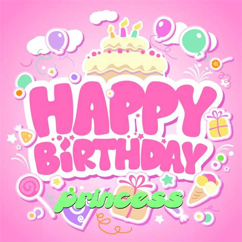 happy birthday princess images quotes messages wishes