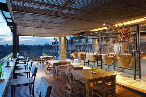 Roof Top Bar by Naga Rooftop Bar The Bali Bible