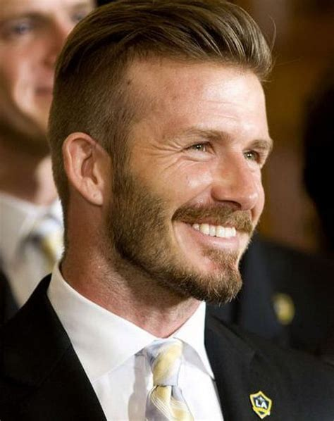 David Beckham Hairstyle 2014 by David Beckham New Hairstyles 2014 Beckham