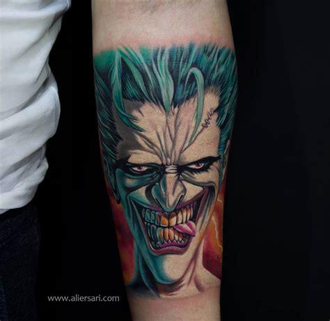 tattoo ali ersari 21 serious joker tattoos tattoo spirit