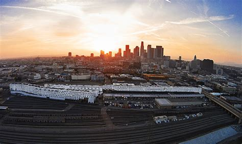 la downtown arts district booming appa real estate one santa fe reaches leasing milestone in downtown la arts