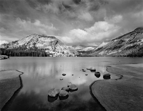 ansel adams in the ansel adams beauty and a blog
