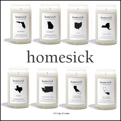 homesick candles state scented homesick candles make great gifts