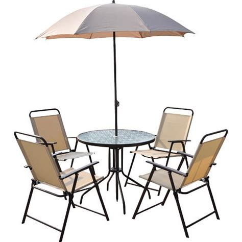 Patio Furniture Doral by Doral Designs Panama 6 Outdoor Dining Set