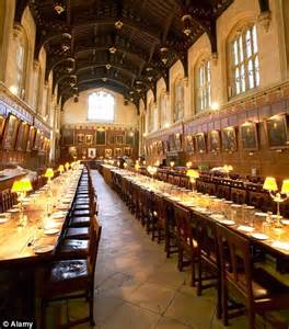hogwarts dining room harry potter hogwarts banquets to teach children table