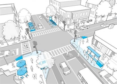 design guidelines new york city of boston s complete street design guidelines urban