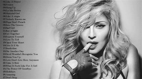 best madonna madonna greatest hits album best songs of madonna