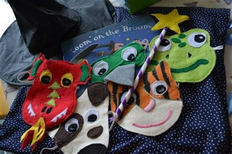 room on the broom masks room on the broom masks and home made on