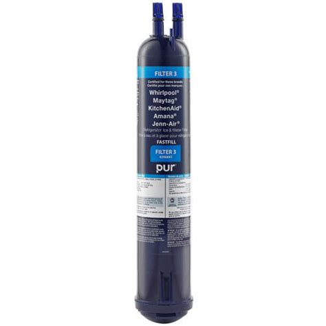 Whirlpool Water Filter For Kitchenaid Kscs25inss01 Kitchen Aid Refrigerator Water Filter