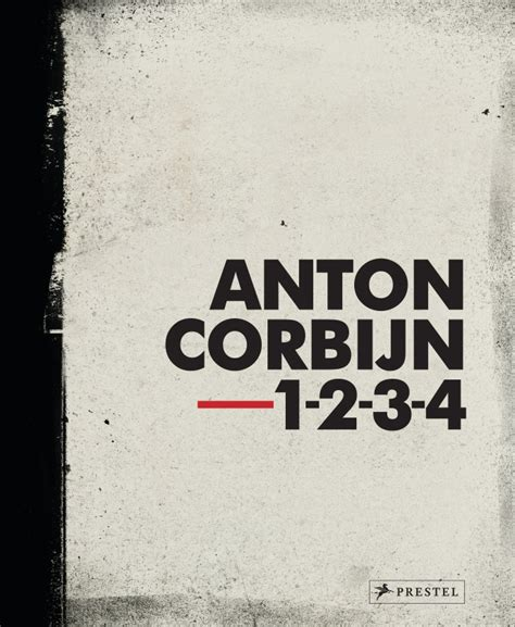 anton corbijn 1 2 3 4 prestel publishing hardcover