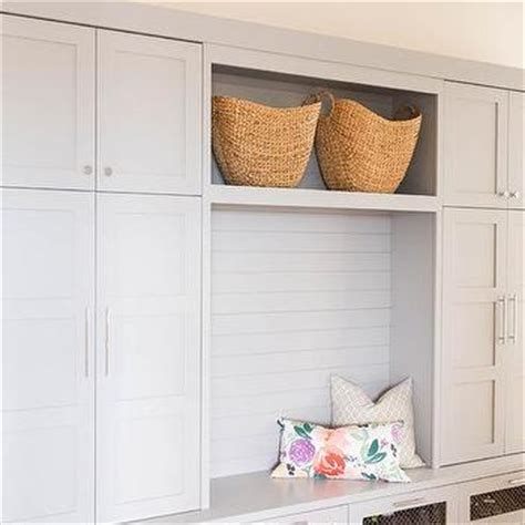 Chicken Cottage Watford by Overhead Mudroom Cabinets Transitional Laundry Room