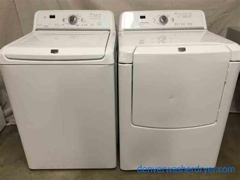 maytag bravos washer large images for excellent maytag bravos washer dryer set 1945