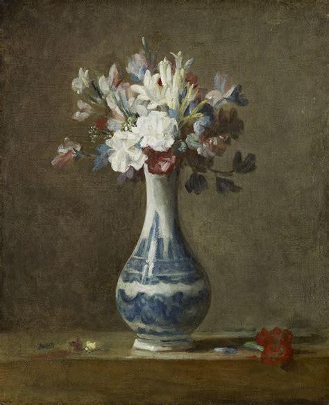 Vase Artwork by File Jean Baptiste Sim 233 On Chardin A Vase Of Flowers