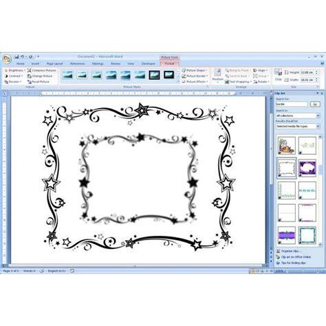 frame design for microsoft word 16 best microsoft borders images on pinterest border